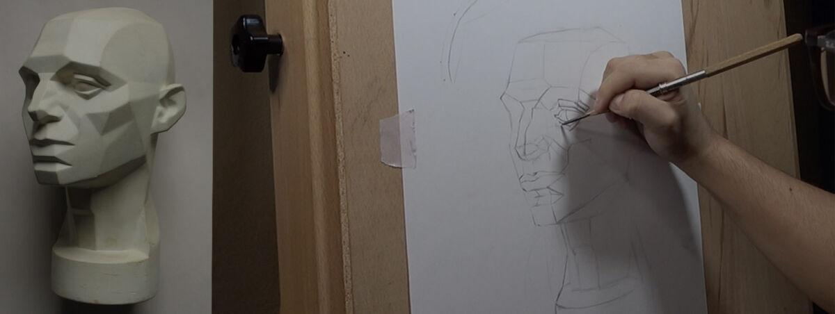 Mejora las proporciones en tus dibujos de retratos – Masterclass